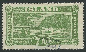 Iceland 144 Used VF
