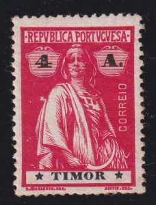 Timor 161 Ceres 1914