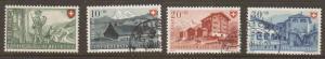 Switzerland #B174-7 Mint/Used
