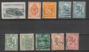 Finland Used lot 191001-8