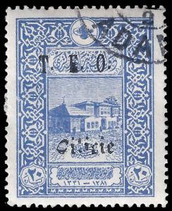 Cilicia 1919 YT 69 u f-vf