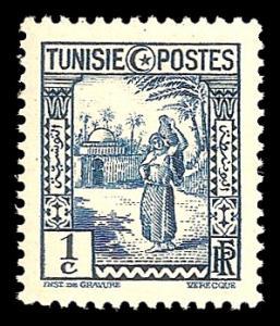 Tunisia 122 Unused (MH)