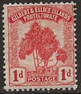 Gilbert & Ellice Islands 9 m