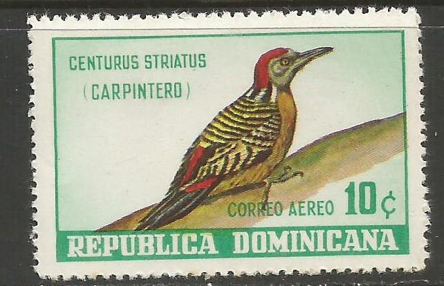 Dominican Republic C134 MOG BIRD K229