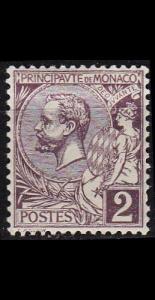 MONACO [1891] MiNr 0012 ( */mh )
