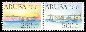 Aruba 2010 Scott #362 Mint Never Hinged