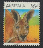 SG 1023  SC# 992a  Fine Used  - Australian Wildlife Kangaroo