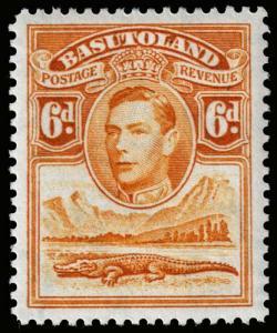 Basutoland - Scott 24 - Mint-Hinged