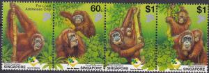 Singapore #983 MNH  CV $3.75 (A19358)