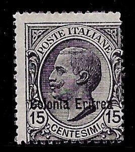 Eritrea # 37, Mint No Gum. CV $ 22.50