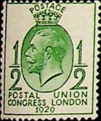 United Kingdom 1929 ½d SG 434 ** MNH (002846)