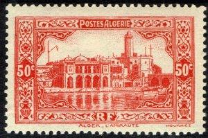 Algeria #90  MNH - 50c Admiralty Building (1936)
