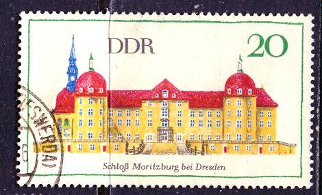 Germany DDR; 1968: Sc. # 1019: O/Used CTO Single Stamp