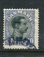 Denmark #117 Used
