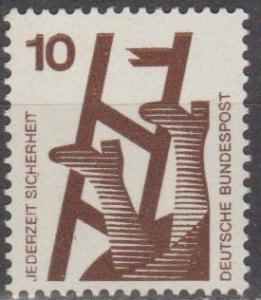 Germany #1075 MNH VF (ST1527)