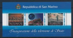 [45153] San Marino 1993 Sport Sprint 100M Neil Armstrong Moon landing MNH Sheet