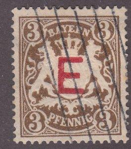 Bavaria O1 Arms of Barvaria O/P 1908