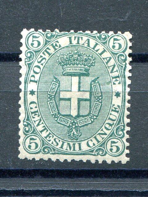 Italy  #67 Mint F-VF  cat $500 - Lakeshore Philatelics