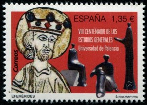 HERRICKSTAMP NEW ISSUES SPAIN Sc.# 4287 University of Palencia