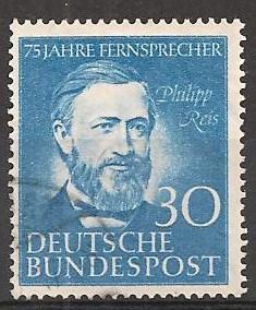 Germany #693 F-VF Used CV $15.00 (ST199)