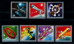 [77698] Yemen YAR 1970 Space Travel Weltraum  MNH