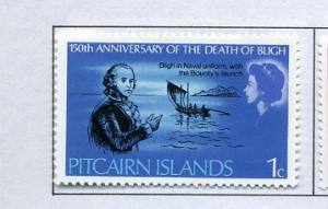 Pitcairn Islands MVLH Scott Cat. # 85