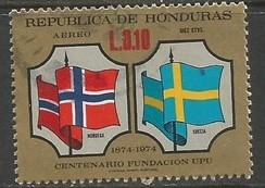 HONDURAS C567 VFU FLAGS 364D-3