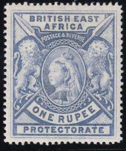 British East Africa 1898 SC 102 MLH