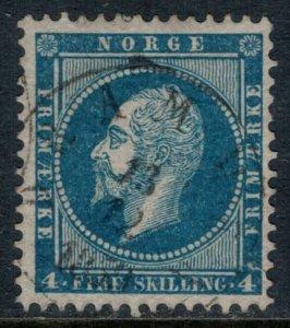 Norway #4  CV 20.00