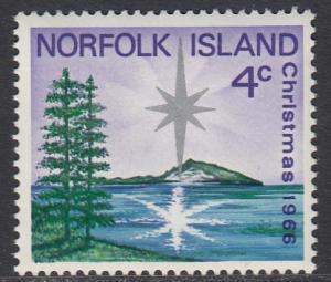 Norfolk Is. 99 MNH - Philip Island