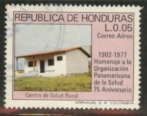 Honduras  Scott C628 used airmail