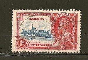 Jamaica 109 Jubilee Issue Used