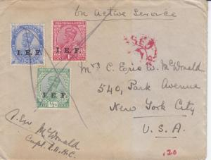 Cover: 1916, Indian Expeditionary Forces, See Remark  (M3144)