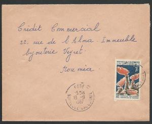 NEW CALEDONIA 1967 local cover KONE cds....................................12003