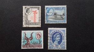 Rhodesia & Nyasaland Various Used