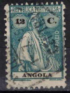Angola - Scott 158Q