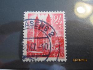 Germany #6N8 used