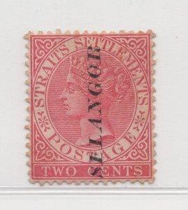 Malaya Selangor - 1885-91 - SG37 - 2c - MH #542