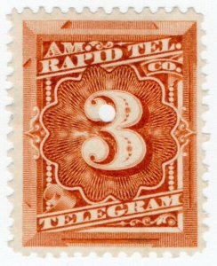 (I.B) USA Telegraphs : American Rapid 3c