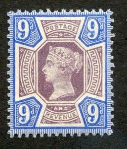 Great Britain, Scott #120, Unused, Hinged