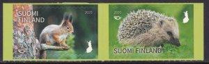 Finland, Fauna, Animals, NORDEN MNH / 2020