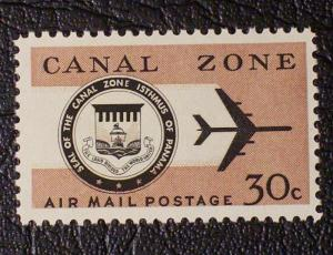 United States - Canal Zone Scott #C46 mnh