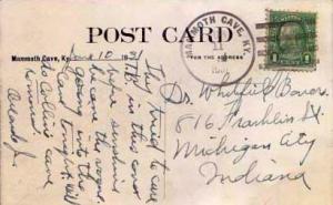 United States, 1922 Fourth Bureaus, Kentucky