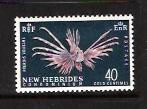 FISH - NEW HEBRIDES, BRITISH #102