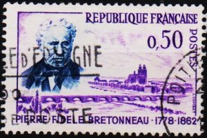France. 1962 50c S.G.1561 Fine Used