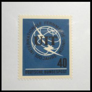 GERMANY STAMP 1965. SCOTT # 927.  MINT