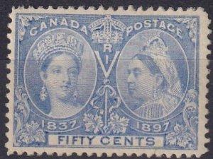 Canada #60 MNH CV $775.00 (Z3844)