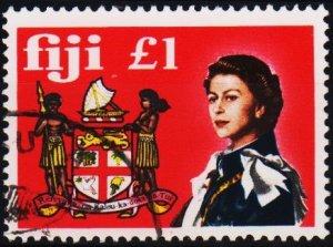 Fiji. 1968 £1 S.G.387 Fine Used