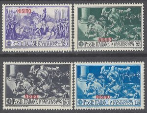 COLLECTION LOT # 2136 ITALY NISIRO #12-15 1930