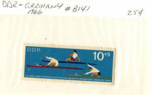 GERMANY DDR #B141 , MINT NH - 1966 - DDR094